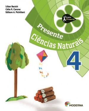Projeto Presente Ciências 4º Ano - 4ª Edição