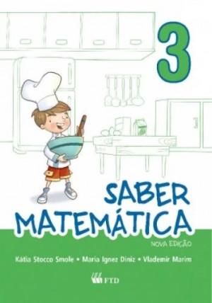 Kit Saber Matemática 3º Ano
