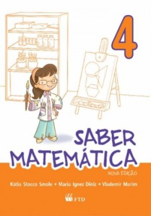 Kit Saber Matemática 4º Ano