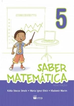 Kit Saber Matemática 5º Ano
