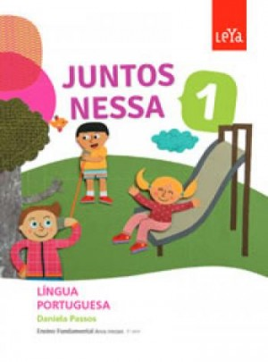 Juntos Nessa Português 1º Ano - 1ª Edição
