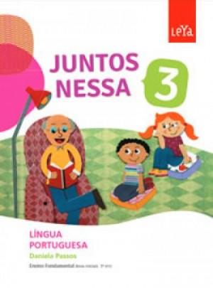 Juntos Nessa Português 3º Ano - 1ª Edição