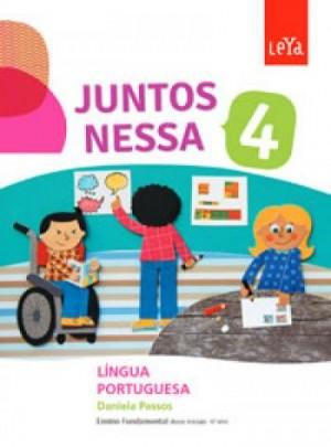 Juntos Nessa Português 4º Ano - 1ª Edição