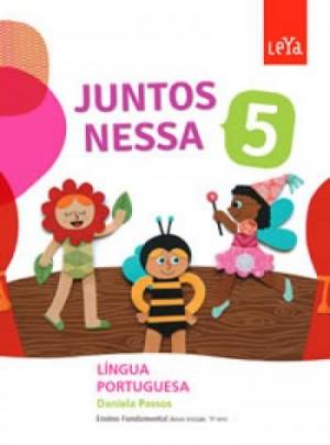 Juntos Nessa Português 5º Ano - 1ª Edição