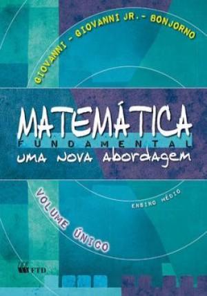 Matemática Fundamental Volume Único - 2ª Edição