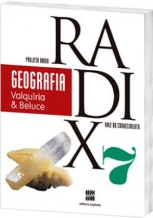 Projeto Radix Geografia 7º Ano - 3ª Edição