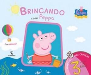 Brincando Com Peppa - Atividades Para Crianças - 3 Anos