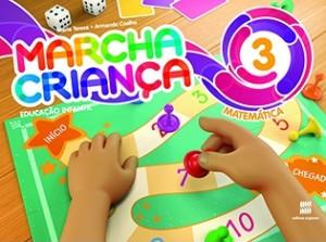 Marcha Criança Matemática Volume 3 - 5ª Edição