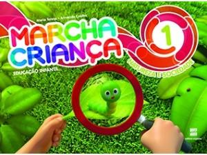 Marcha Criança Natureza e Sociedade Volume 1 - 5ª Edição