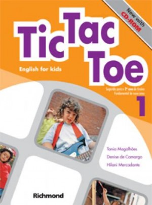 Tic Tac Toe Volume 1 / 2º Ano