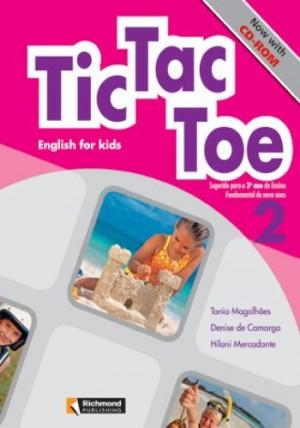 Tic Tac Toe - Inglês Volume 2 / 3º Ano