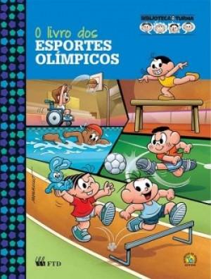 O livro dos esportes olímpicos - Biblioteca da Turma