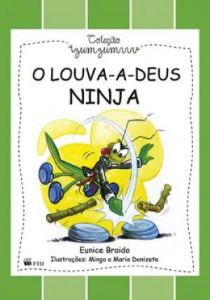 Louva-a-Deus Ninja